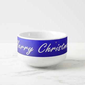 God jul kopp för soppa