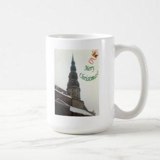 God jul (kupoldomkyrkan) kaffemugg