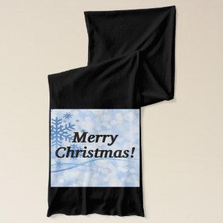 God jul! På engelsk god jul. bf Halsduk