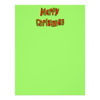 God jul reklamblad