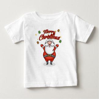 God jul Santa Tshirts