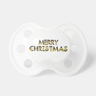 God jul som är skriftlig i böjliga ponnyer napp