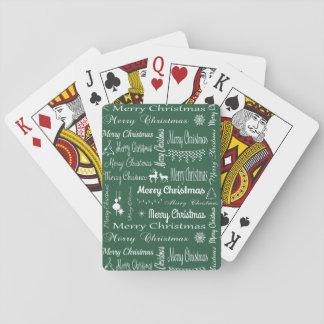God jul spel kort
