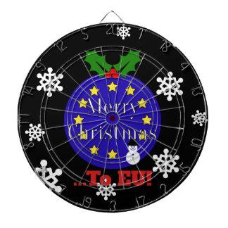 """""""God jul. Till EG!"""", Brexit jul Piltavla"""