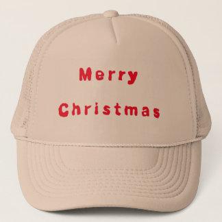God jul truckerkeps