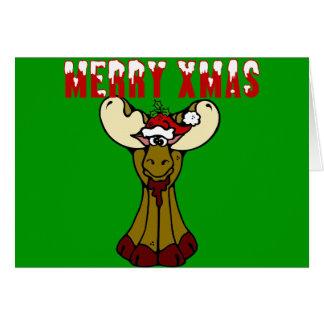 God julälg hälsningskort