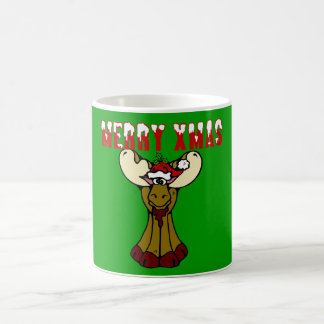 God julälg vit mugg