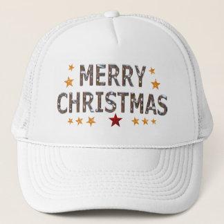 God julkrom truckerkeps