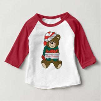 God julnalle med gåva tröja