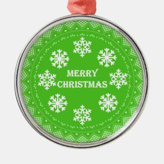 God julsnöre julgransprydnad metall