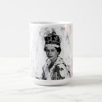 God Save The Queen punk/grunge Kaffemugg