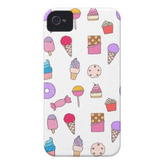 Godis, sötsaker och tårta Case-Mate iPhone 4 skal