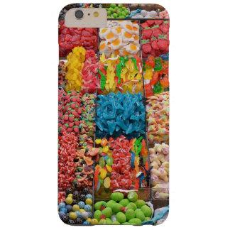 Godisen shoppar celltelefonfodral barely there iPhone 6 plus fodral