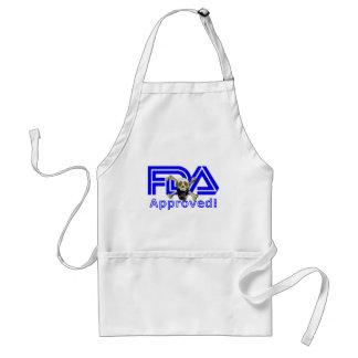 Godkänd FDA Förkläde
