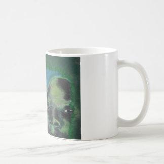 Godwin och molnstaden kaffemugg