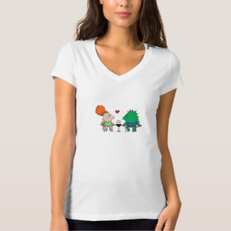 Godzilla skjorta tröja