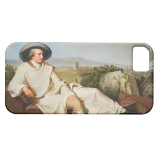 Goethe i den romerska Campagnaen vid Tischbein Barely There iPhone 5 Fodral