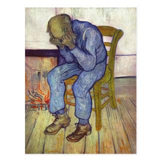 Gogh Vincent Willem skåpbil En derSchwelle der Vykort