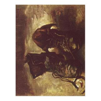 Gogh Vincent Willem skåpbil Stilleben, Ein Paar Vykort