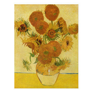 Gogh Vincent Willem skåpbil Stilleben mit Vykort