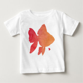 gold-fish-sunset. tee