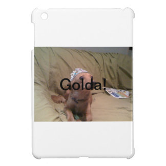 Golda! iPad Mini Mobil Fodral