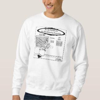 Goldilocks luft som villkorar emporiumen lång ärmad tröja