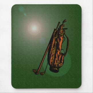 Golf 02 Mousepad Musmatta