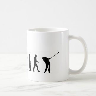 Golf för evolution EVO06, golfare Kaffemugg