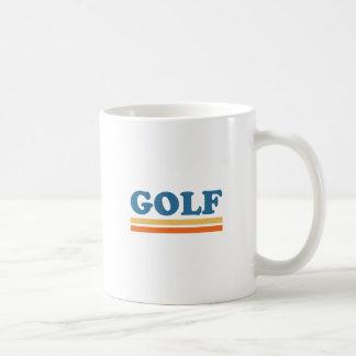 golf kaffemugg