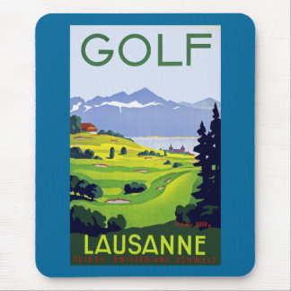 Golf~ Lausanne Musmatta