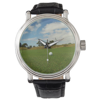Golf leken, armbandsur
