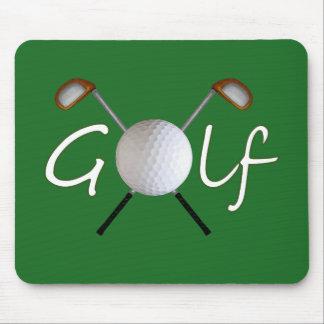 Golf Mousepad Musmatta