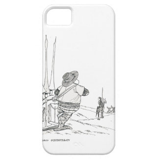 GOLF QUIJOTE? iPhone 5 SKYDD