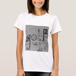 GOLF TEE SHIRTS