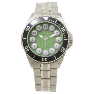 Golf Time Armbandsur