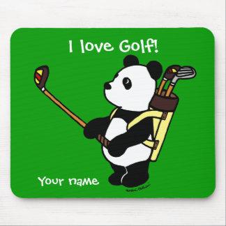 Golfare för personligKawaii Panda Musmatta