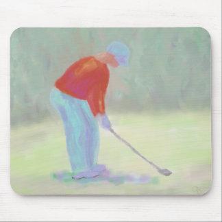 Golfare Mousepad Musmatta