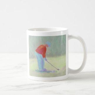 Golfare mugg