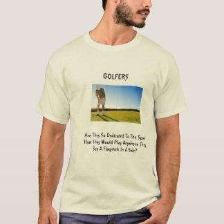 Golfare T-shirts