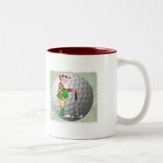 golfare Två-Tonad mugg