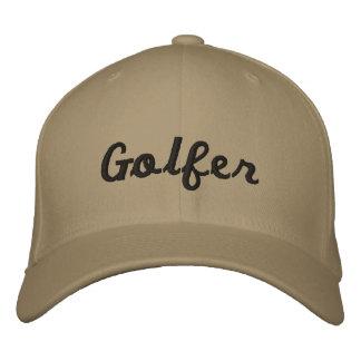 Golfareanpassningsbarbaseballmössa Broderade Kepsar