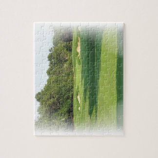 Golfbanapussel Pussel