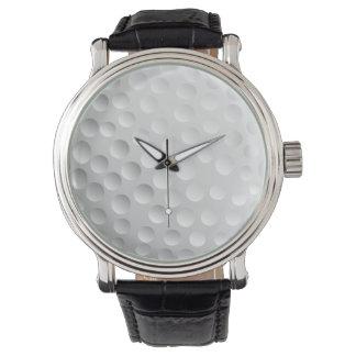 Golfboll Armbandsur