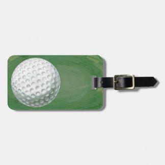 Golfboll Bagagebricka