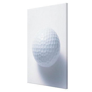 Golfboll Canvastryck