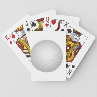 Golfboll Casinokort