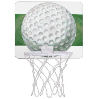 Golfboll Mini-Basketkorg