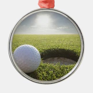 Golfboll PGA Julgransprydnad Metall