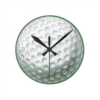 Golfboll Rund Klocka